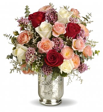 Roses: Always Yours Rose Bouquet