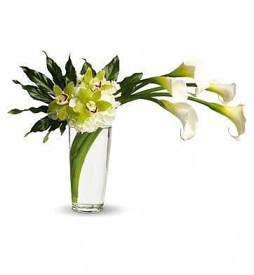 Tropical Flowers: Eternal Memories Bouquet