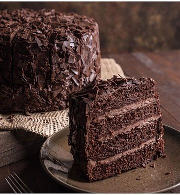 Cakes and Desserts: Chocolate Chocolate Cake