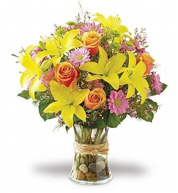 Fields of europe birthday wishes bouquet flower bouquets flower bouquets fields of europe birthday wishes bouquet m4hsunfo