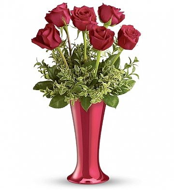 Browse: Home Flowers Roses Valentine's Day Dozen Roses