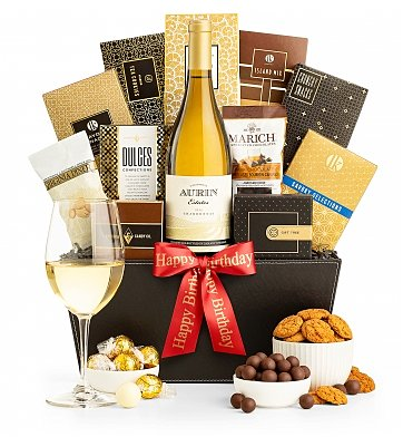 Wine Baskets: California Wine Celebration