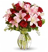 Flower Bouquets: Grand Anniversary Bouquet