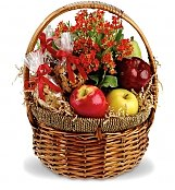 Food & Fruit Baskets: Health Nut Basket