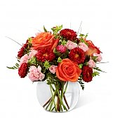 Flower Bouquets: Color Burst Bouquet