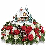 Plants: Thomas Kinkade's A Kiss For Santa