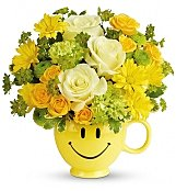 Flower Bouquets: You Make Me Smile