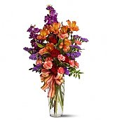 Flower Bouquets: Fall Fragrance