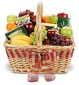 Food & Fruit Baskets: Simply Delicious Fruit & Gourmet