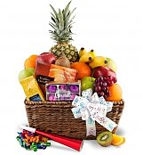 Fruit Gift Baskets: Birthday Fruit Bounty