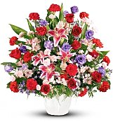 Flower Bouquets: Eternal Solace Bouquet