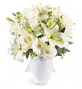 Flower Bouquets: Purity of Love Bouquet