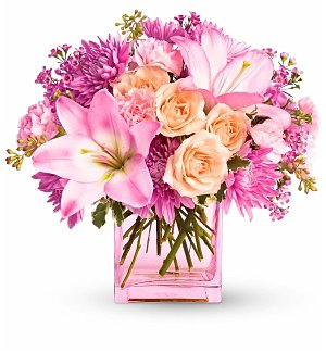 Pink Charm Bouquet