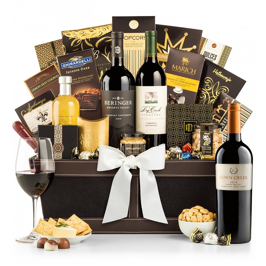 Wine Baskets: The Platinum Collection