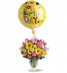 Flower Bouquets Birthday Wishes Bouquet