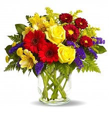 Flower Bouquets: Birthday Party Bouquet