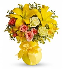Flower Bouquets: Sunny Thoughts Bouquet