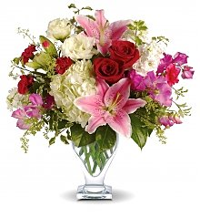 Flower Bouquets: Blooming Romance Bouquet