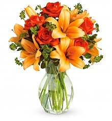Flower Bouquets: Radiant Thanks Bouquet