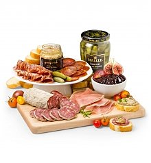 Cheese, Charcuterie Gifts: The Maitre d' Selection