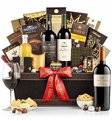 Wine Baskets: The Platinum Holiday Collection