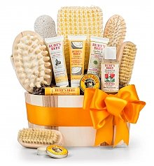 Spa Gift Baskets: Bath and Body Invigoration