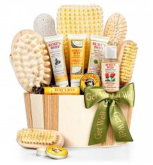 Spa Gift Baskets: Bath and Body Nourishment Gift