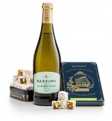 Desserts Confections Gifts: Moscato and Turkish Delight Pairing Gift