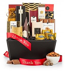 Gourmet Gift Baskets: Sincerest Thanks