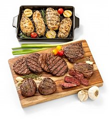 Gourmet Gift Baskets: Gourmet Grilling Gift