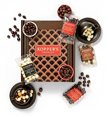 Coffee & Tea Gift Baskets: Chocolate Espresso Bean Collection
