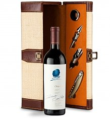 Luxury Wine Baskets: Opus One Sommelier's Set