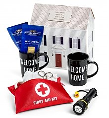Personalized Keepsake Gifts: Welcome Home Tools & Essentials Kit