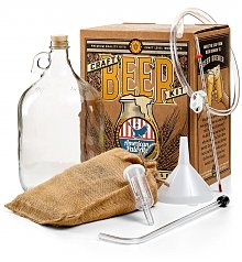 Food Drink Kits Gifts: Dad's Own Craft Beer Kit