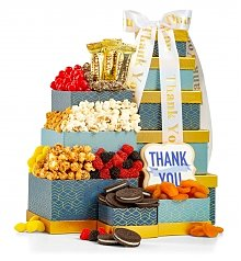 Gift Towers: Full of Gratitude Thank You Tower