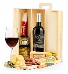 Cheese, Charcuterie Gifts: Entertainer