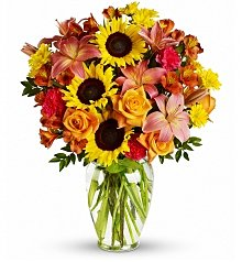 Flower Bouquets: Summer Harvest Fields