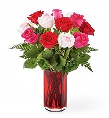 Flower Bouquets: Sweetheart Roses Bouquet