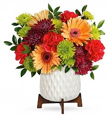 Flower Bouquets: Mid Mod Brights Bouquet
