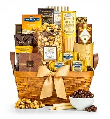 Gourmet Gift Baskets: Sending Love From Afar Gourmet