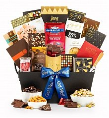 Gourmet Gift Baskets: The Manhattan