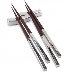 Personalized Keepsake Gifts: Engraved Chopsticks for Two