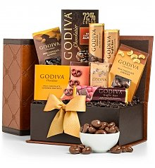 Chocolate & Sweet Baskets: A Sweet Chocolate Collection