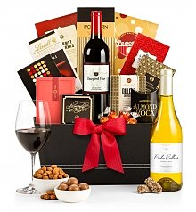 Wine Baskets: Give Them Strength Wine Basket