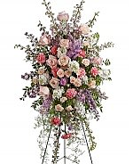 Flower Bouquets: Peaceful Garden Spray