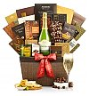 Champagne Baskets: Highest Accolades