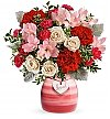 Flower Bouquets: Painted In Love Bouquet