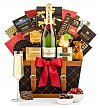 Champagne Gift Baskets: A Toast to Your Love Champagne Gift Basket
