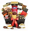 Gourmet Gift Baskets: The VIP Gourmet Gift Basket
