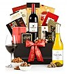 Wine Baskets: Christmas Wishes